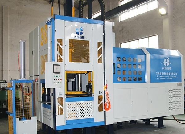 全自动造型机配置全球通用性强增压体系电磁阀